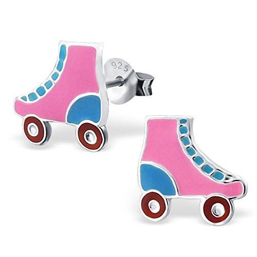 pair-of-small-sterling-silver-roller-skate-earrings