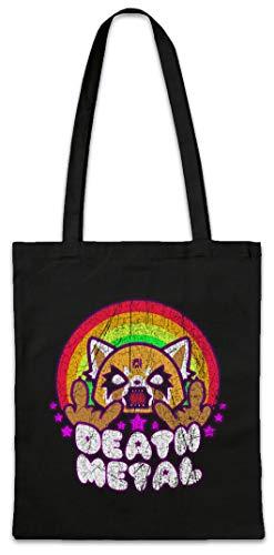 Urban Backwoods Death Metal Hipster Bag Beutel Stofftasche Einkaufstasche
