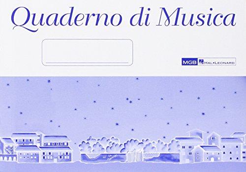 Quaderno-Di-Musica-Blu-Manuscript-Paper