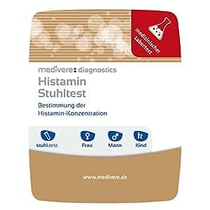 Medivere Stuhltest Histamin