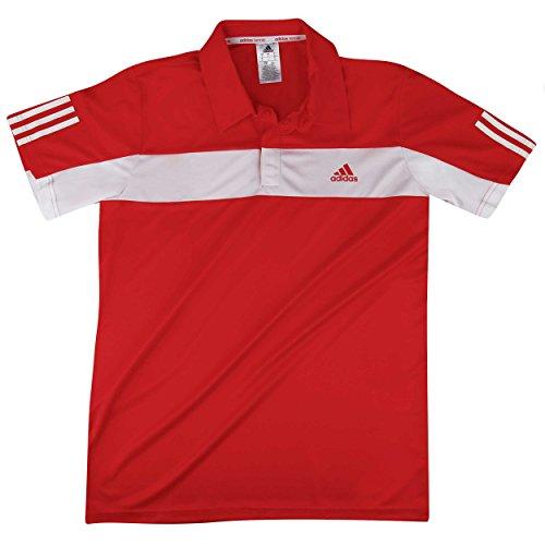 adidas Oberkörper-Bekleidung Galaxy Polo Men Rot, M -