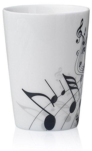 Keramiktasse mit Motiv Henkel - Weiß & Bedruckt