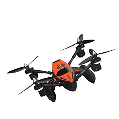 Coffs RC Drone, WLtoys Q353 Triphibian 2.4G 6-Axis Air-Ground-Water RC Quadcopter-Pre-order (COLOR-RED)