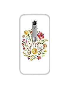 Motorola Moto X Style ht003 (188) Mobile Case from Leader