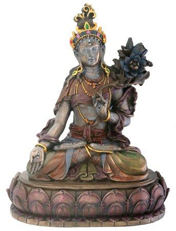 stealstreet Buddhistische weiß Tara religiöse Buddhismus Statue