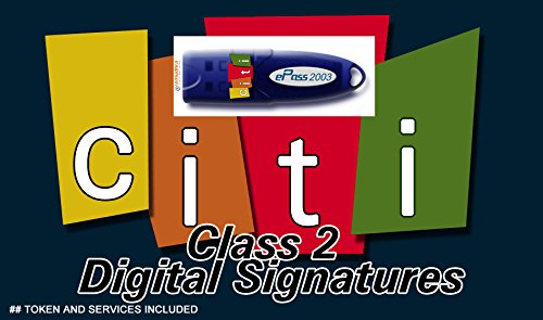 eMudhra CITI CLASS 2 DIGITAL SIGNATURE 3 YEARS VALIDITY WITH TOKEN
