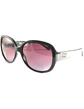 Liu Jo Damen Sonnenbrille LJ608SR 001 schwarz
