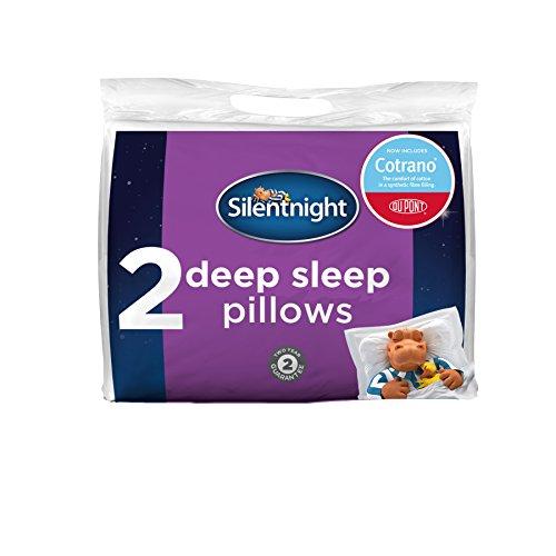 Silentnight Deep Sleep Pillow Pa...