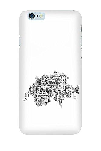 iPhone 4/4S Coque photo - Suisse Carte Noire