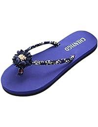 CLEARANCE SALE! MEIbax Damen Slim Damen Strand Flip Flops Flipflops Sandalen Schuhe Bad Hausschuhe Sandalen