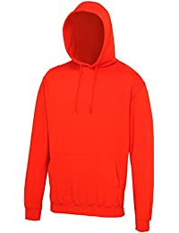 College hoodie Burnt Orange AWDis Hoods Streetwear Sweat Capuche Hommes f00693b10bf0