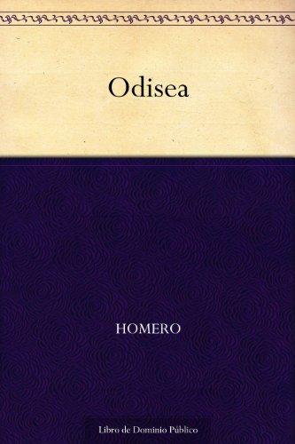 Odisea por Homero