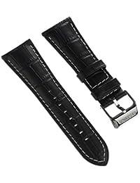 Festina relojes pulsera elegante pulsera-materiales Cuero Colour Negro Festina F16235, F16234 relojes