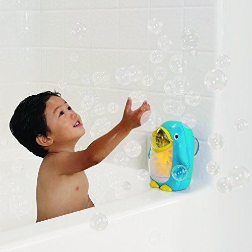 Imagen para Munchkin - Pompas de jabón para el baño, juguete de baño
