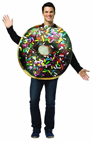 Cerf Costume Outfit - costume donuts au chocolat -