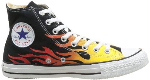 Converse Ct Print Hi, Herren Sneakers Mehrfarbig (Flame)
