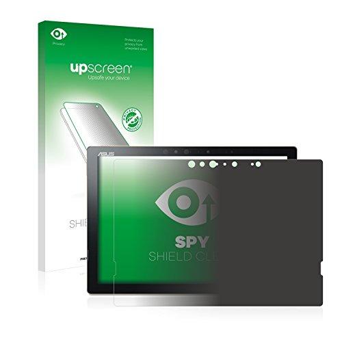 upscreen Anti-Spy Blickschutzfolie für Asus Transformer 3 Pro T303UA Privacy Screen Bildschirmschutzfolie - Sichtschutz, Kratzfest