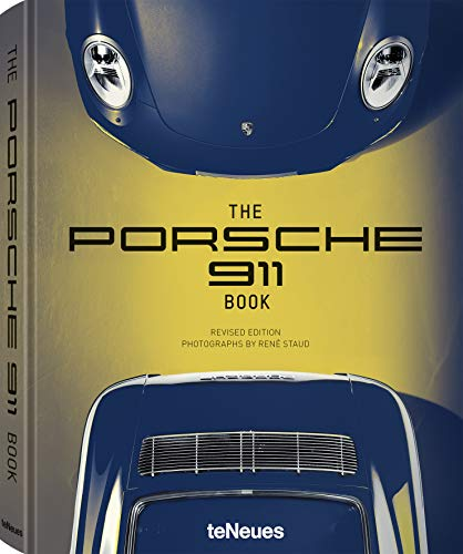 The Porsche 911 Book, Revised Edition Buch-Cover