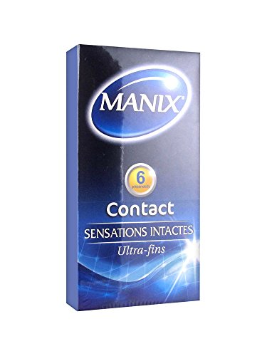 Manix Contact 003 6 Condoms