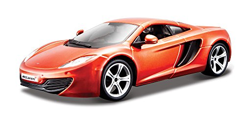 bburago-21074or-modellino-di-mclaren-mp4-12c-scala-124-colori-assortiti