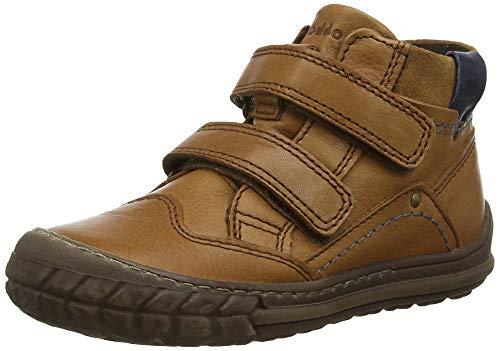 Froddo Jungen G3110130 Klassische Stiefel, Braun (Cognac I42), 26 EU