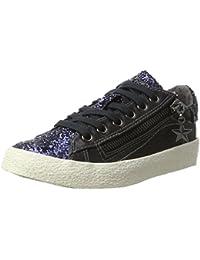 s.Oliver 43101, Sneakers Basses Garçon, Gris (Grey), 33 EU