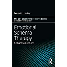 Emotional Schema Therapy: Distinctive Features (CBT Distinctive Features) (English Edition)