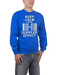 Touchlines Keep Calm I`m the Doppler Effect, Pull Homme