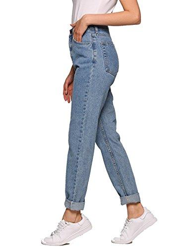 Larghi Denim Jeans Donna Jeans Larghi Denim Donna Denim Jeans Larghi NOXwk8n0PZ