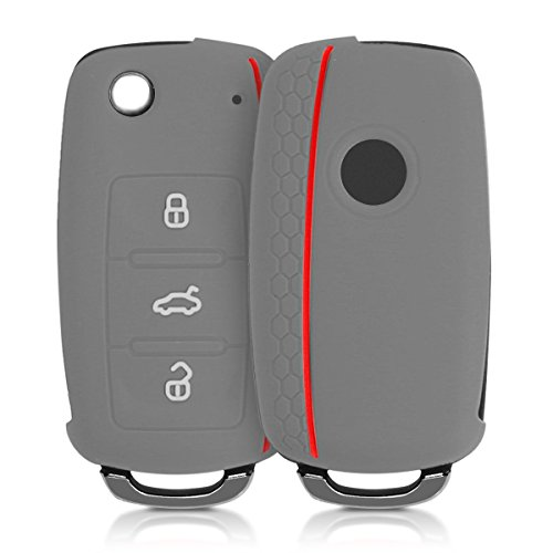 kwmobile Silicone cover for VW S...