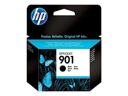 HP - Hewlett Packard OfficeJet 4500 Wireless (901 / CC 653 AE) - original - Printhead black - 200 Pages - 4ml