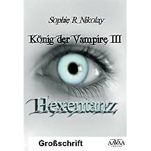 König der Vampire III- Sonderformat Großschrift, Hexentanz