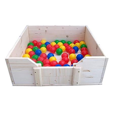 Easy-Hopper Bällebad für Welpen mit 50 Bällen