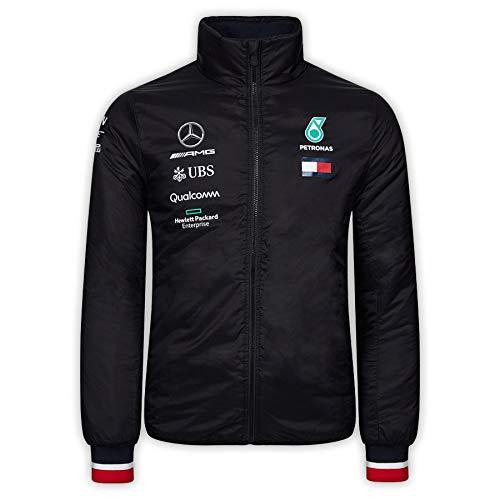 many styles first rate good looking Mercedes-AMG Petronas Motorsport 2019 F1TM. Veste rembourrée d'équipe  Noire. (M)