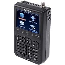 Satlink WS 6908 - Medidor de campo para satélite DVB-S