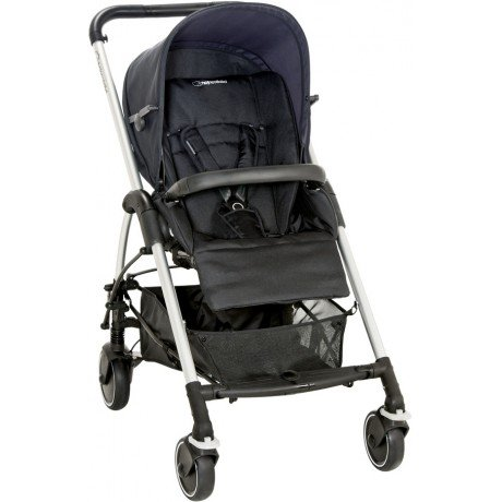 Bébé Confort Streety Plus Mix & Match - Carrito con capazo, color negro