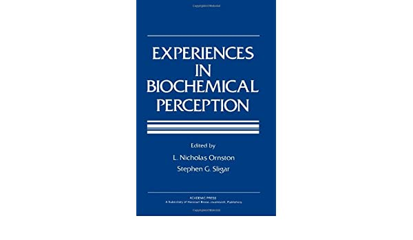 Experiences in Biochemical Perception