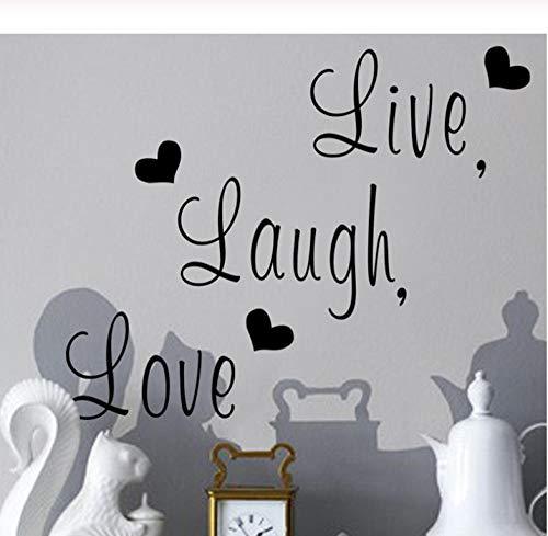 ove Quote Wandaufkleber Kunst Wohnkultur Aufkleber Aufkleber Decals Quote Saying Words & Phrases Wall Sticker Wallpaper ()
