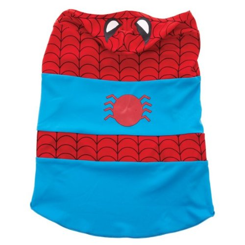 Marvel Spiderman Hunde Kostüm Klein