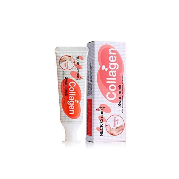 Crema antiarrugas para el cuello y el escote de Allbesta, antienvejecimiento, hidratante firmante, lifting blanqueador, cuidado de la piel