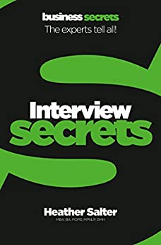 Interview (Collins Business Secrets) by [Salter, Heather]