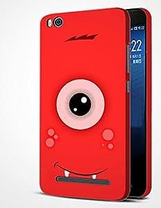 ALDIVO Premium Quality Printed Mobile Back Cover For Xiaomi Redmi Mi4i/Redmi Mi4i Printed Cover (MKD131)