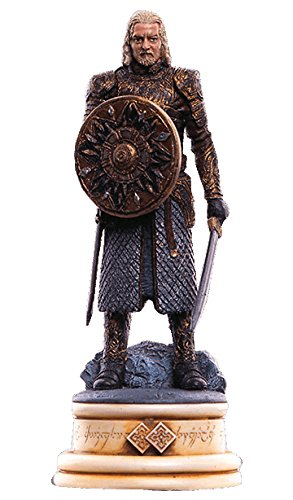 Lord of the Rings Chess Collection Nº 9 King THEODEN 1