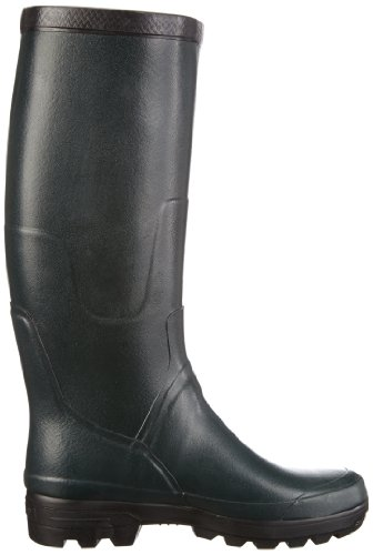 Aigle Benyl XL 85795, Bottines mixte adulte Grün (bronze)