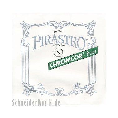 Pirastro 348020 Chromcor Bass (Orchester) Set, medium