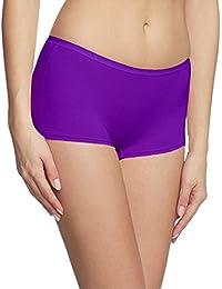 Fashion Line PURPLE Women's Boy Short Panty