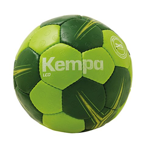 Kempa Leo Basic Profile Ball Handball, Hope Dragon grün, 0