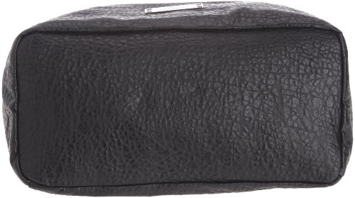 Friis & Company Elken Weekendbag 1250131, Borsa messenger donna 38x27x17 cm (L x A x P) Nero (Schwarz (Black))
