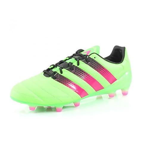 new styles 434b7 6e984 adidas Ace 16.1 Fg AG Leather, Scarpe da Calcio Uomo