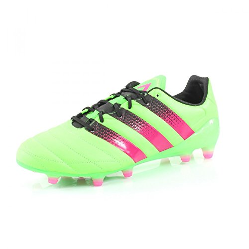 wholesale dealer 0a2b1 870b8 adidas Ace 16.1 FgAG Leather, Scarpe da Calcio Uomo ...